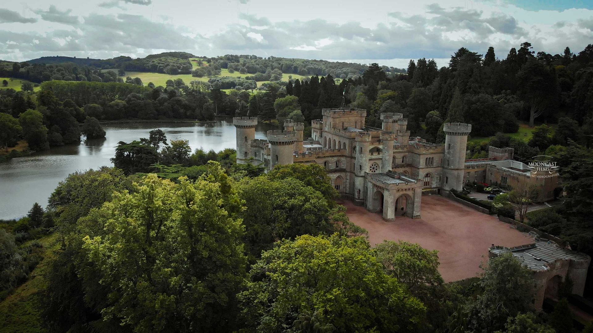 Eastnor Castle Wedding Video