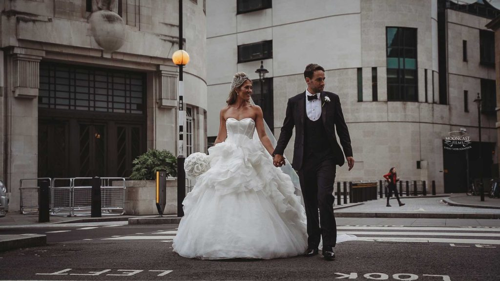 Langham London Wedding Venue