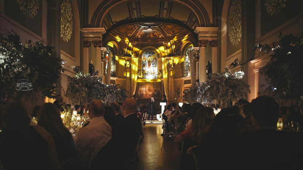 One Marylebone Wedding Video