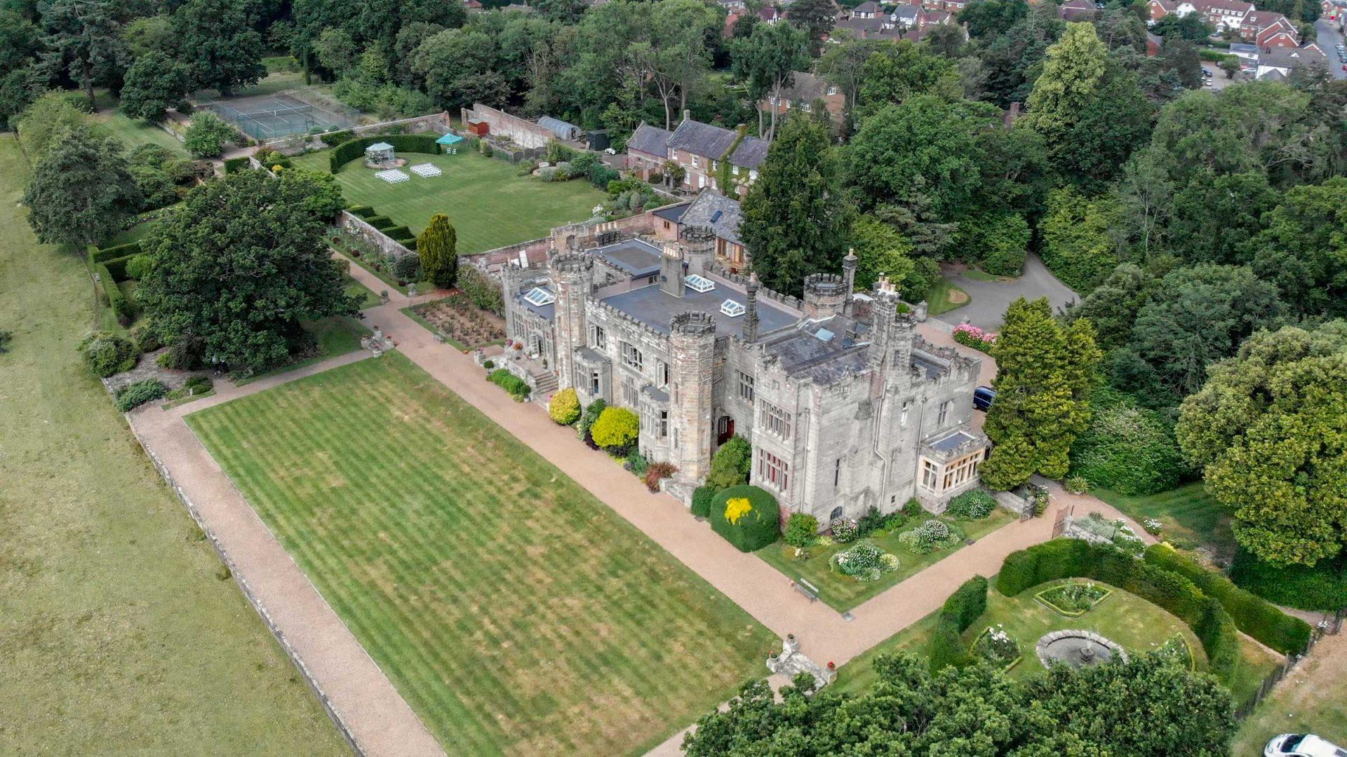 Wadhurst Castle Wedding Video