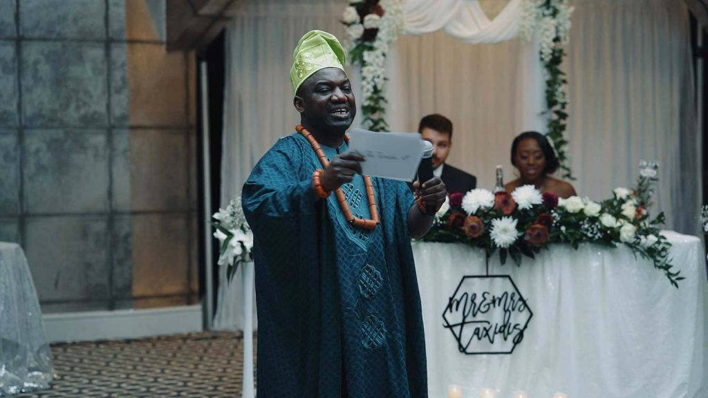 African Wedding Videography
