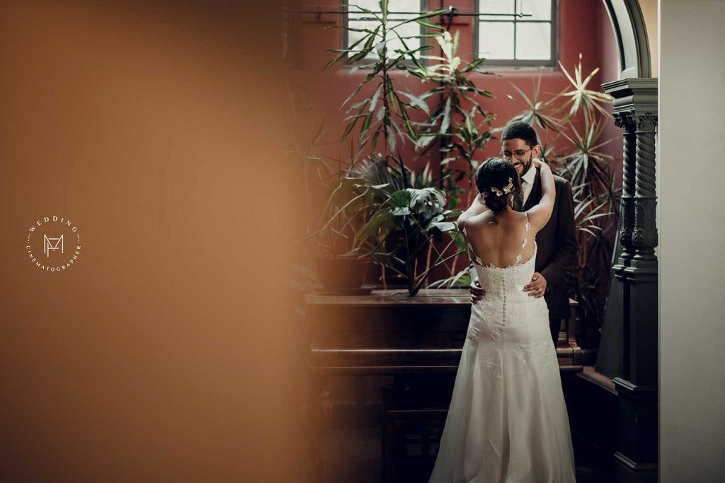 Hampton Court Wedding Videographer