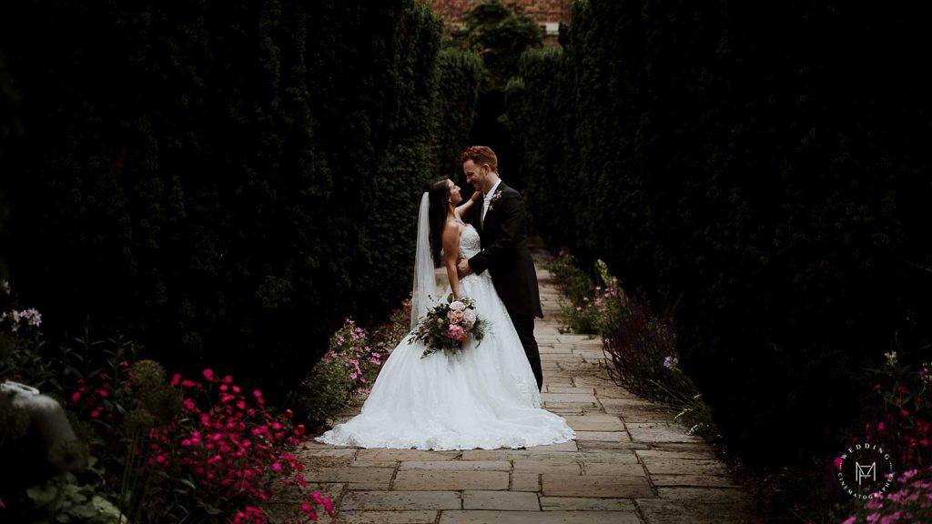 Herstmonceux Castle Wedding Videographer